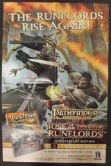 Rise of the Runelords Anniversary Edition Promo Poster