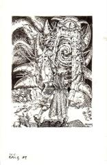 Rolemaster Companion III - Ritual Magic Original Ink