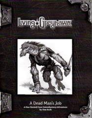Living Greyhawk RPGA - Ritual of the Damned
