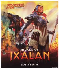 Rivals of Ixalan Player's Guide