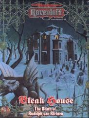 Bleak House - The Death of Rudolph Van Richten