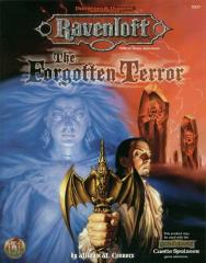 Forgotten Realms/Ravenloft Crossover #2 - The Forgotten Terror