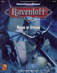 House of Strahd