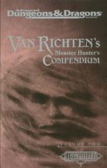 Van Richten's Monster Hunter's Compendium #2