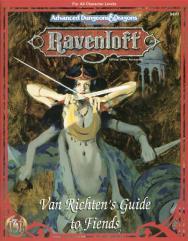 Van Richten's Guide to Fiends