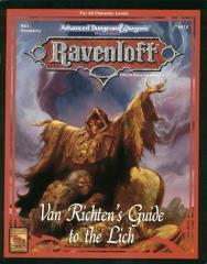 Van Richten's Guide to the Lich
