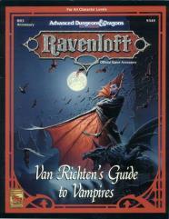 Van Richten's Guide to Vampires