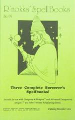 R'nokks' Spellbooks