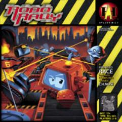 Robo Rally (1st Printing)
