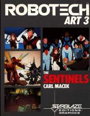 Robotech Art 3