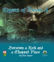 Between a Rock and a Charred Place (D&D 5e)