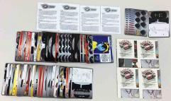 Rocketmen Collection - 50+ Cards!