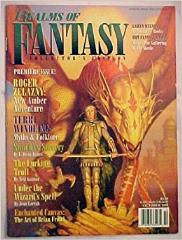 "Vol. 1, #1 ""Magic the Gathering, Merlin, Mary Shelly's Frankenstein"""