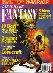"October 1999 ""5 New Adventures in Medieval Gaming"""
