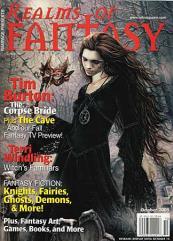 "October 2005 ""Tim Burton's Corpsebride, Witch's Familiars"""