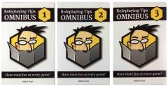 Roleplaying Tips Omnibus Collection - Volumes 1-3!