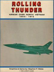 Rolling Thunder - Air War Over North Vietnam