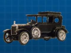 Rolls Royce Landaulette Staff Car #1 (Limo Kit #1)