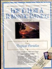 How to Host a Romantic Evening - Tropical Paradise