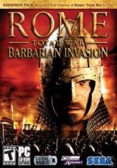 Rome Total War - Barbarian Invasion Expansion