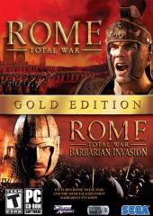 Rome Total War - Gold Edition w/Barbarian Invasion
