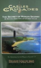 Secret of Ronan Skerry, The (1st Printing)