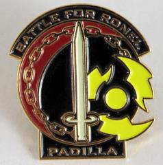Battle for Ronel Pin - Padilla