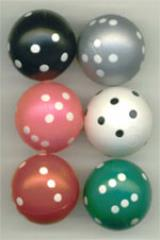 Round Dice - Assorted Colors (2)