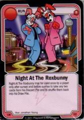 Night at the Roxbunny