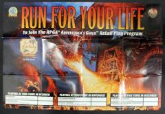 RPGA Promo Poster - Run for Your Life!