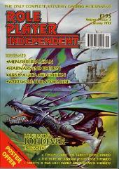 """Vol. 1, #2 """"Menzoberranzan, Starwars 2nd Edition, Werewolf - The Apocalypse"""""""