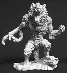 Zombie Werewolf (02132)