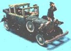 Rolls Royce Brougham Landaulet