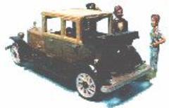 Rolls Royce Limousine Landaulet