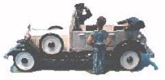 1920 Rolls Royce Phaeton Body