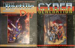 CyberGeneration Starter Collection - 2 Books!
