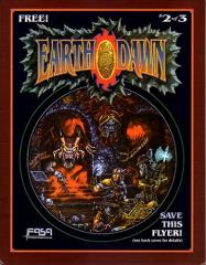 Earthdawn Flyer #2 of 3