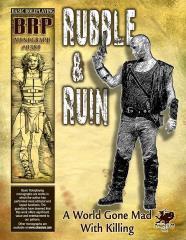 Monograph #0389 - Rubble & Ruin