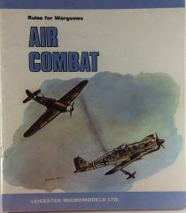 Rules for Wargames - Air Combat