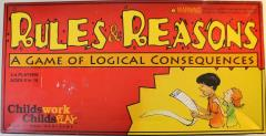 Rules & Reasons - A Game of Logical Consequences