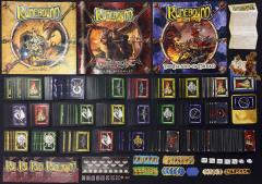 Runebound Collection #3 - Base Game + 3 Expansions!