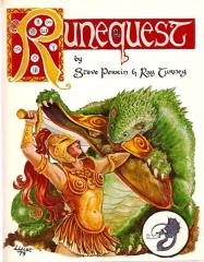 RuneQuest (2nd Edition, Old Logo)