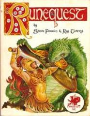 RuneQuest (2nd Edition, New Logo)
