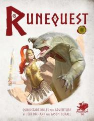 RuneQuest - Roleplaying in Glorantha (Free RPG Day 2017)