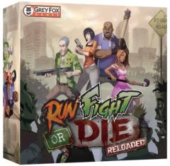 Run Fight or Die Reloaded + 5-6 Player Expansion
