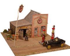 1930's Rural U.S. Garage