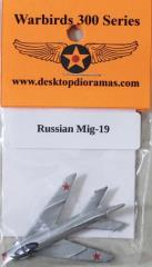 Russian Mig-19