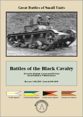 Battles of the Black Cavalry – 10 Cavalry Brigade/1 Armoured Division – From Poland to Wilhelmshaven