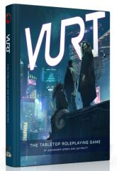 Vurt the RPG - Core Rulebook