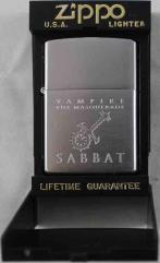 Sabbat Zippo Lighter